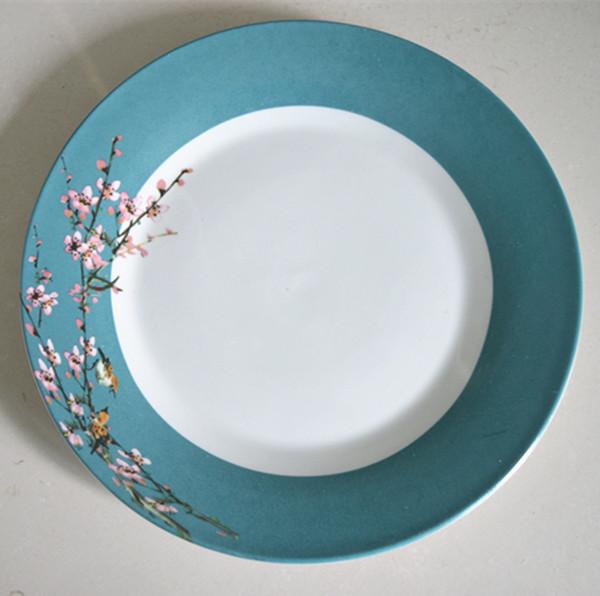 2015 Cheap Price Ceramic Plates For Restaurants Cheap